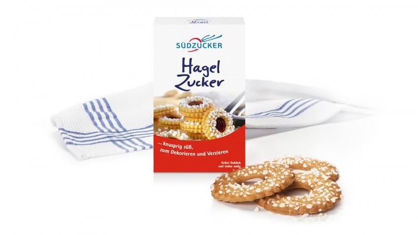 Hagel Zucker