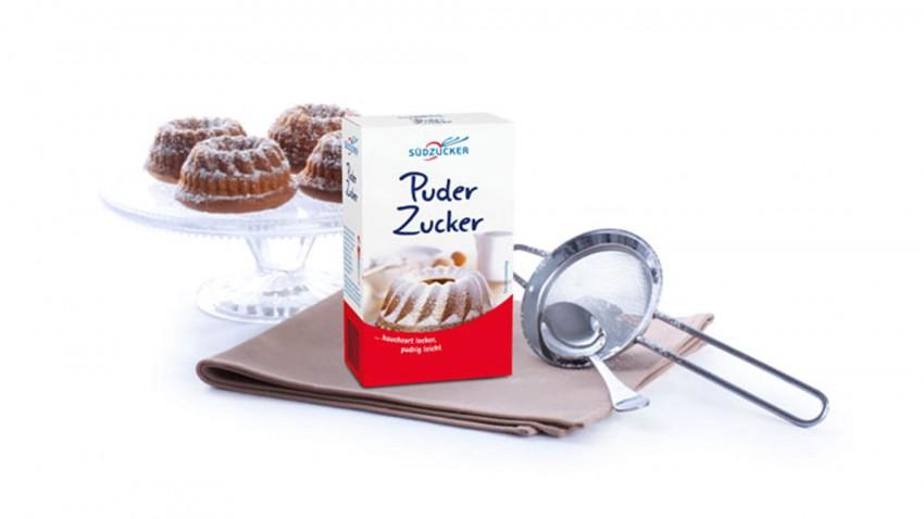Puder Zucker