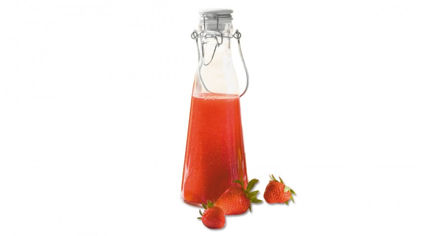 Erdbeer-Püree