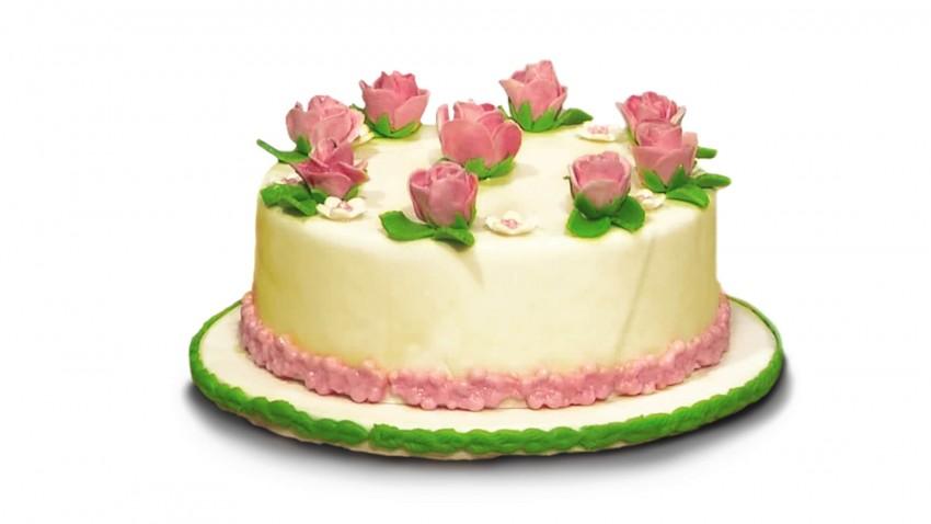 Wie kann ich mit zucker torten dekorieren mein s dzucker - Torten dekorieren ...