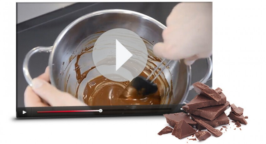 Schokolade schmelzen mit Susi Südzucker