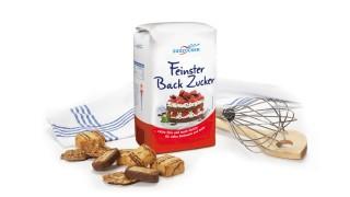 Feinster Back Zucker