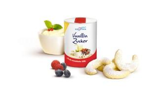 Vanillin Zucker