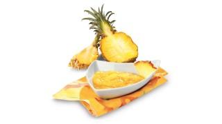 Ananasfruchtaufstrich mit Fix & Fruchtig