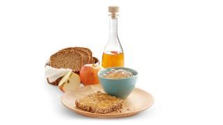 Apfelbrotaufstrich mit Calvados mit Gelier Zucker 3plus1