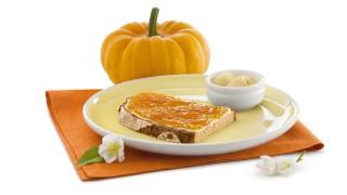Apfel-Kürbis-Brotaufstrich  mit Gelier Zucker 3plus1