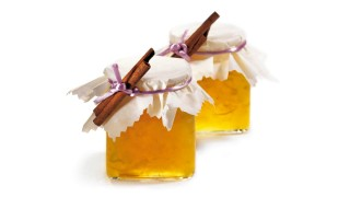 Apfel-Orangen-Brotaufstrich mit Gelier Zucker 2plus1
