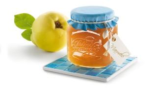 Apfel-Quitten-Konfitüre mit Gelier Zucker 1plus1