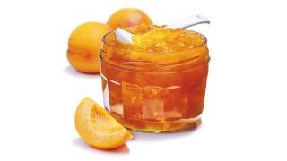 Aprikosenkonfitüre mit Gelier Zucker 1plus1