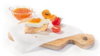 Aprikose & Tomate mit Gelier Zucker 1plus1