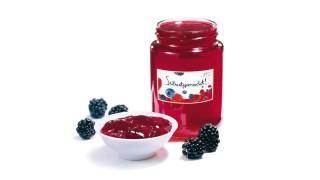 Brombeergelee  mit Gelier Zucker 1plus1
