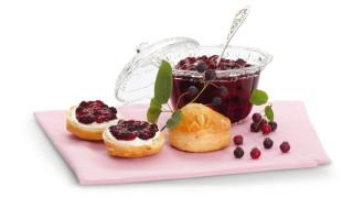 Felsenbirnenbrotaufstrich mit Gelier Zucker 2plus1