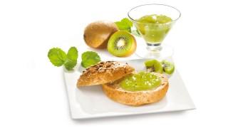 Kiwifruchtaufstrich mit Fix & Fruchtig