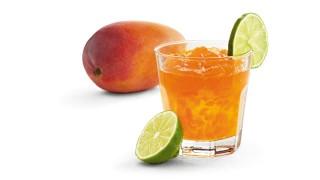 Mango-Limetten-Konfitüre mit Gelier Zucker 1plus1