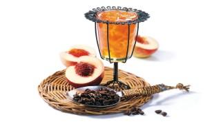 Nektarinenkonfitüre mit Kaffee und Vanille mit Gelier Zucker 1plus1