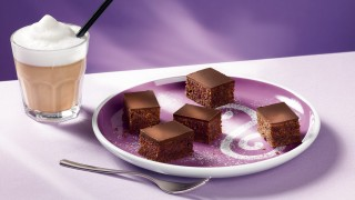 Schoko-Mohn-Brownies