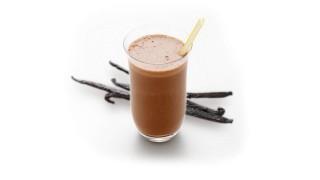 Vanille-Kakao-Milch