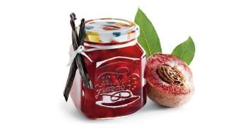 Weinbergpfirsichkonfitüre mit Gelier Zucker 1plus1