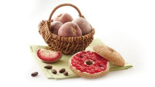 Weinbergpfirsich-Brotaufstrich mit Kakao  mit Gelier Zucker 2plus1