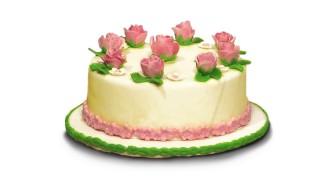 Wie kann ich mit Zucker Torten dekorieren?