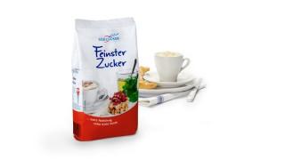 Feinster Zucker