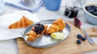 Sauerkirsche & Heidelbeere mit Gelier Zucker 1plus1