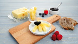 Beerenmix-Konfitüre mit Gelier Zucker 1plus1