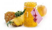 Ananas-Apfel-Brotaufstrich mit Gelier Zucker 2plus1