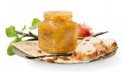 Apfelbrotaufstrich mit Rosinen und Vanille mit Gelier Zucker 3plus1