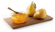 Birnengelee mit Vanille mit Gelier Zucker 1plus1