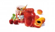 Erdbeer-Aprikosen-Brotaufstrich mit Gelier Zucker 2plus1