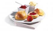 Erdbeer-Brombeer-Brotaufstrich  mit Gelier Zucker 3plus1