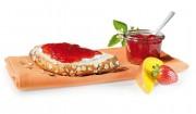 Erdbeer-Mango-Konfitüre  mit Gelier Zucker 1plus1
