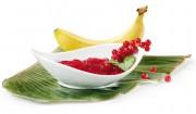 Johannisbeer-Bananen-Brotaufstrich mit Gelier Zucker 3plus1