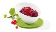 Rotes Johannisbeergelee mit Gelier Zucker 1plus1