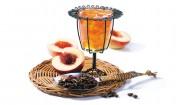 Nektarinenkonfitüre mit Kaffee und Vanille