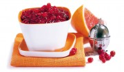 Preiselbeerkonfitüre  mit Gelier Zucker 1plus1