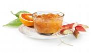 Rhabarber-Blutorangen-Konfitüre mit Gelier Zucker 1plus1