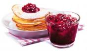 Stachelbeer-Kirsch-Konfitüre mit Gelier Zucker 1plus1
