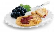 Trauben-Kirsch-Brotaufstrich mit Gelier Zucker 3plus1