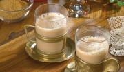 Tee-Milch auf schottische Art