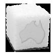 Würfelzucker Australia Day